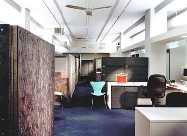 Ad agency offices, New York, NY