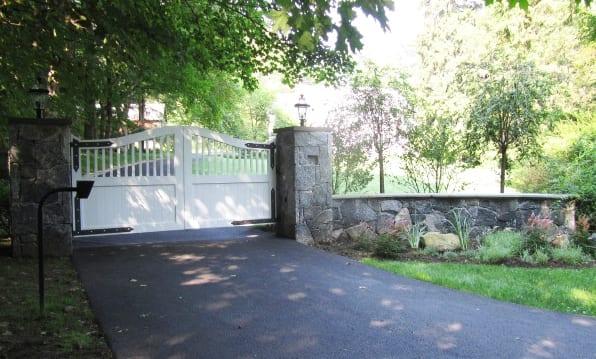 Katonah, NY- Entrance Gate