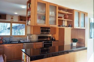 New kitchen, Hastings on Hudson, NY