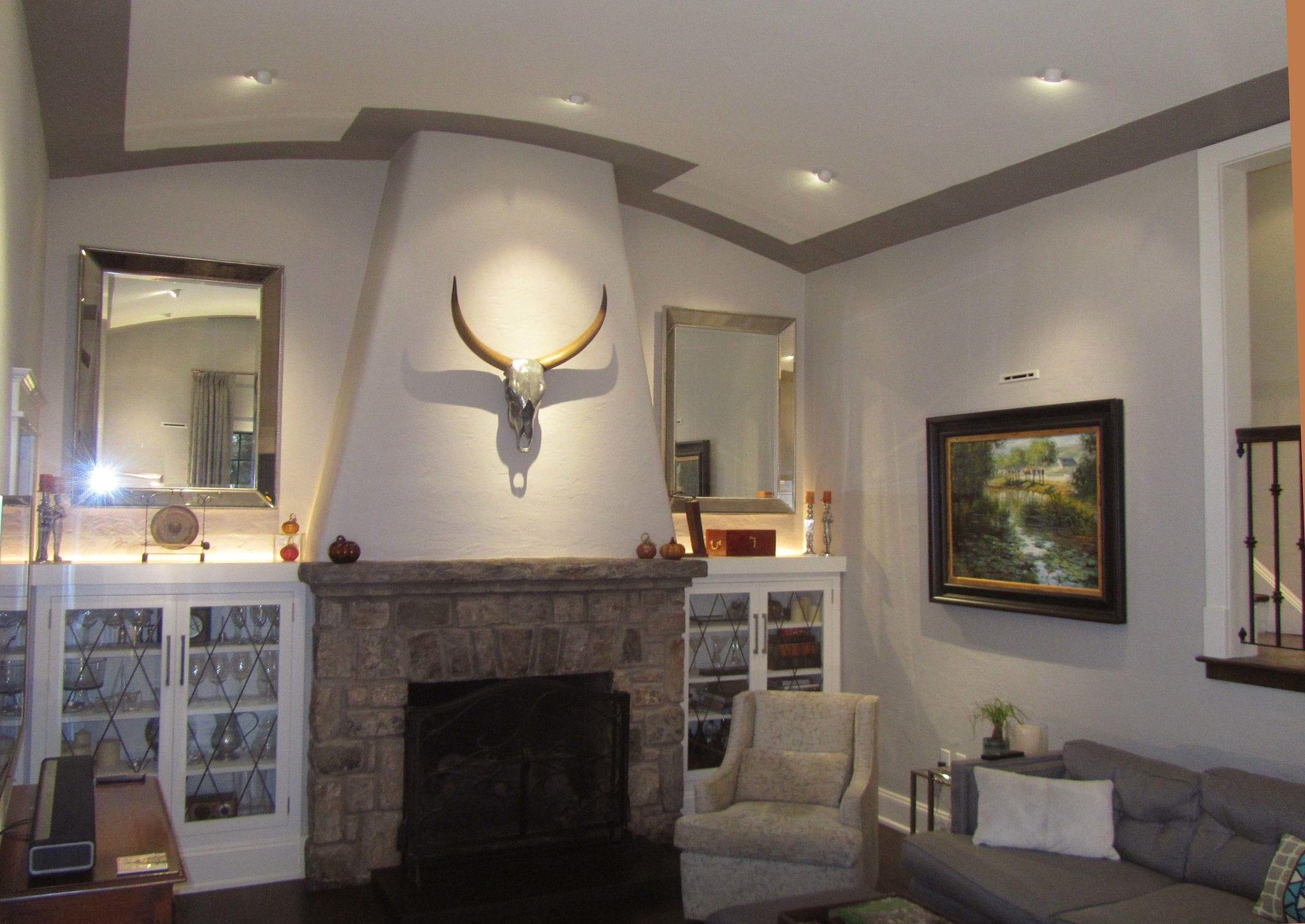 Bronxville Living Room