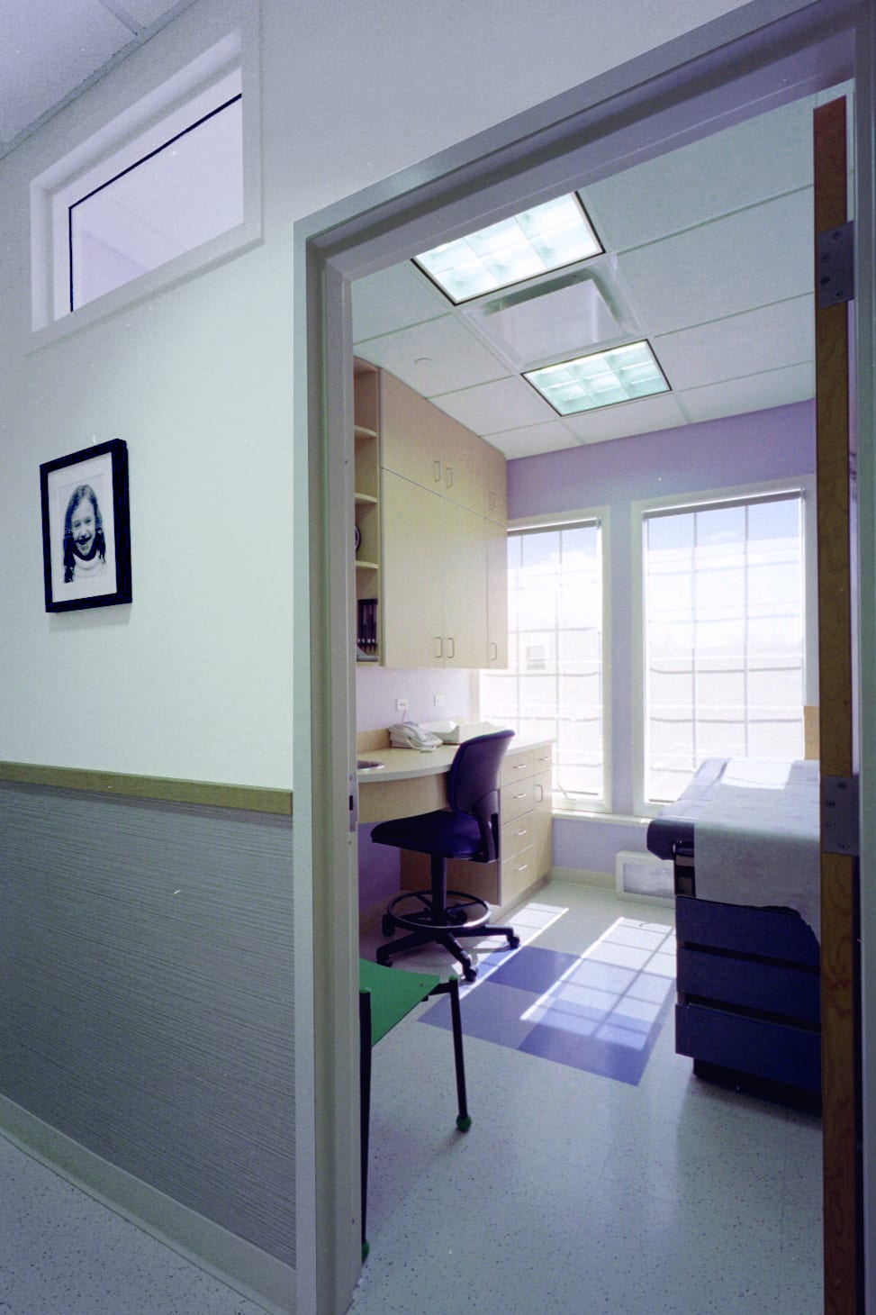 Scarsdale Pediatrics_Exam Room