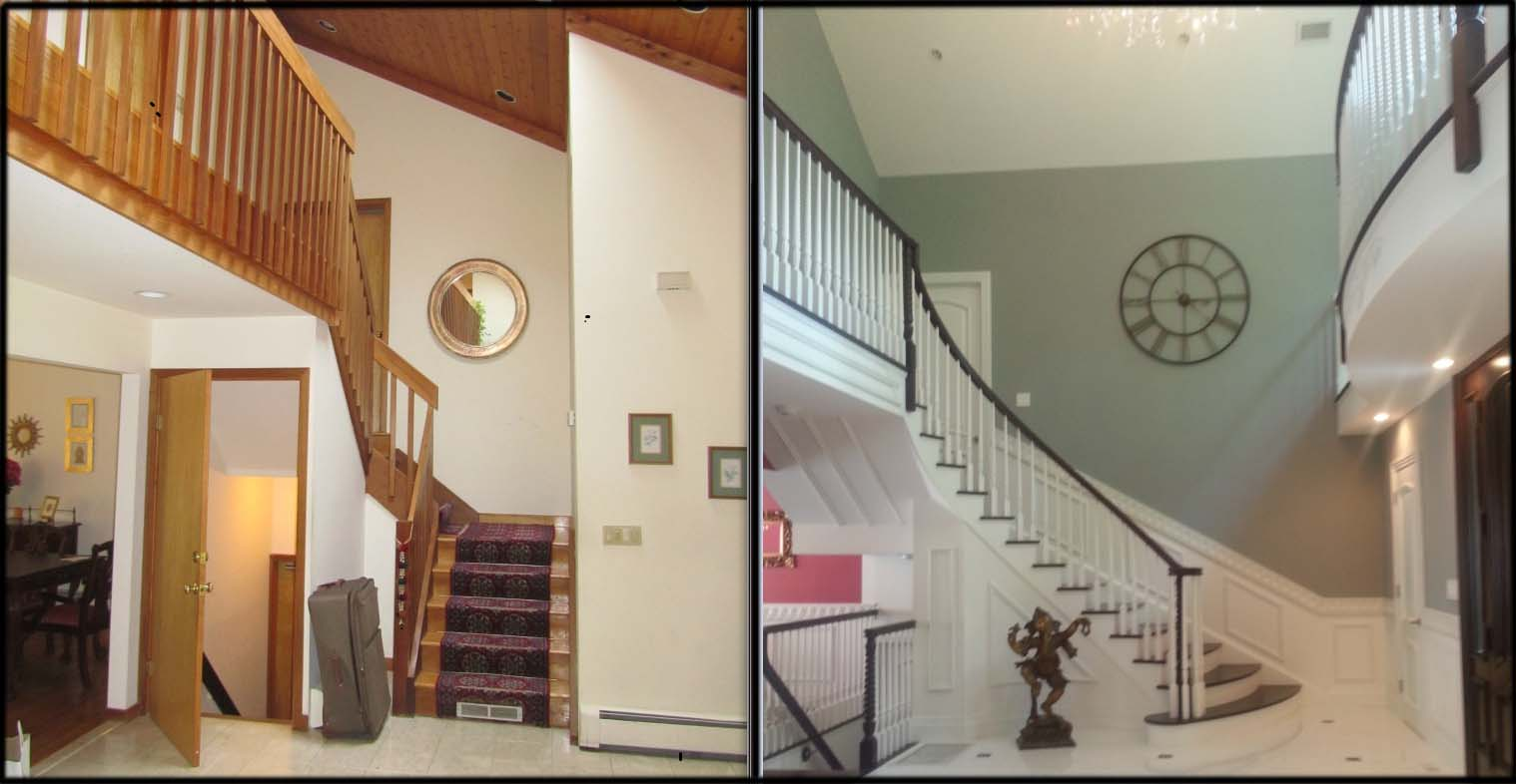 briarcliff-foyer-before and after