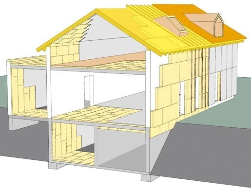 insulation is more than the pink stuff