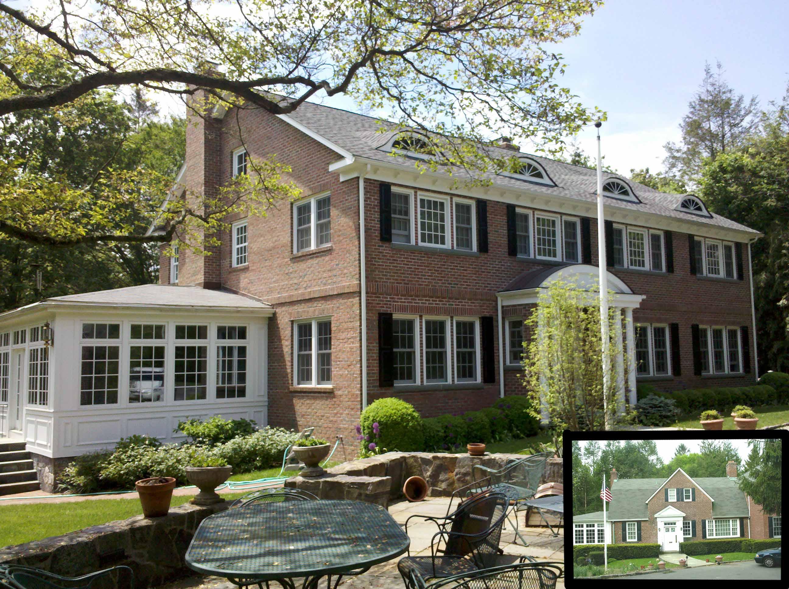 Roger Sherman Residence, Rye NY