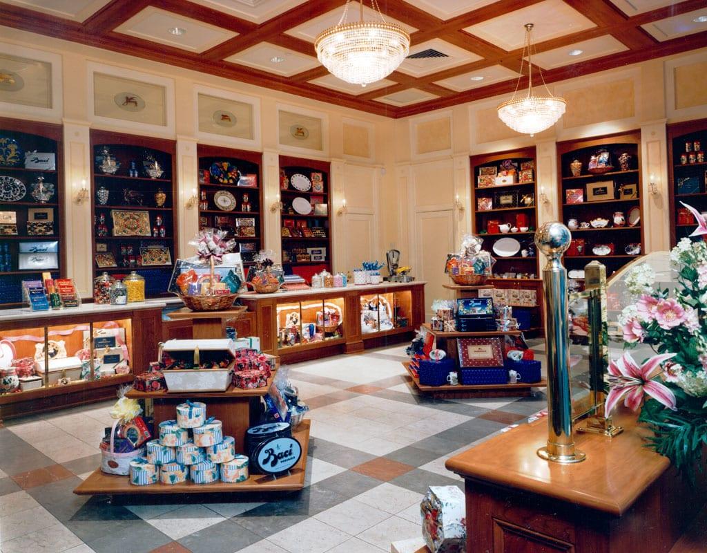 NYC Perugina Store
